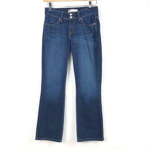 Levi's 529 Women's Curvy Bootcut Jeans
